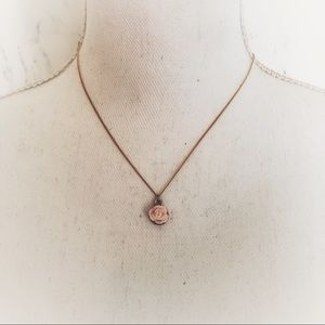 Jewelry - Simple Rose Necklace